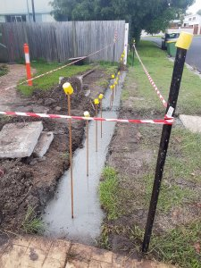 Fence Footing Southport