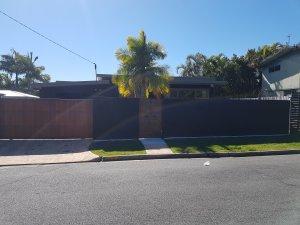Brick Fence Southport