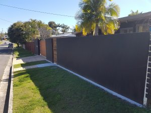 Masonry Fence Southport